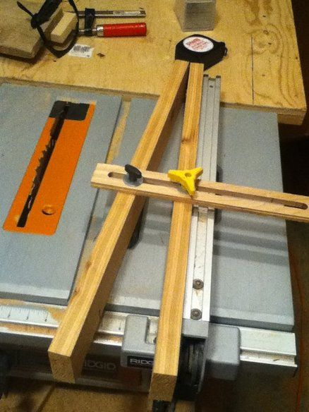 Elegant Table Saw Workstation Plans Free  WoodWorking Projects