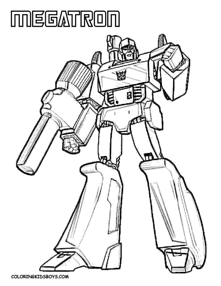 print coloring page and book transformers megatron coloring page for kids of all ages updated on saturday march