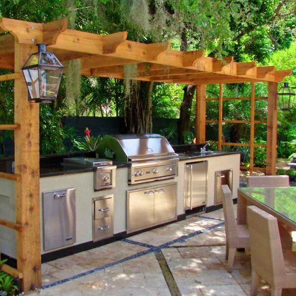Extravagant Kitchens | Great Outdoor Kitchen Design February 15 2014 In Kitchen  Design Ideas .