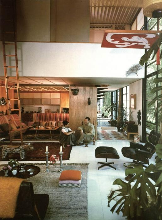 Living Room Cases 39 best eames case study house #8 images on pinterest | case study