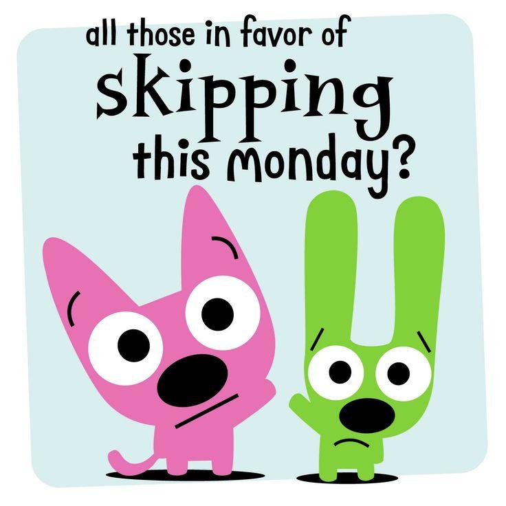 Just Plain Fun - hoops & yoyo - Monday - Just Skip It! LOL