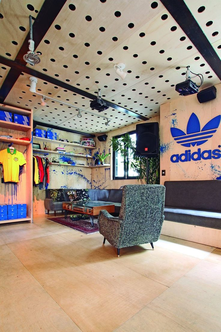 Adidas Originals Pop-Up Store - Picture gallery