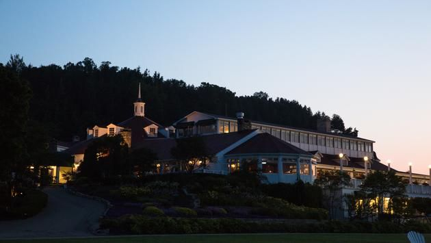Mission Point Debuts Largest Renovation Ever On Mackinac Island Mackinac Island Mackinac Island