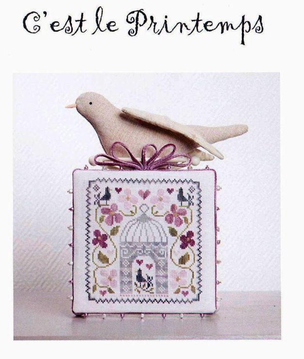 Gallery.ru / Фото #42 - 103 Cross Stitching - joobee