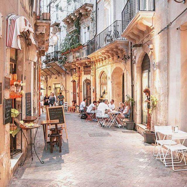 Sicily | Italy  #italy #sicily #syracuse #italia #magical #travel #travelphotography #travelgram #travelersnotebook #localtour #localtravel #lovetotravel #traveldiary #travelbug #wanderlust #instatravel #localwhispers #beautifulplaces #traveladdict #sunset #cannes #travellife