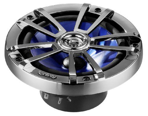 Infinity Reference 612m 6.5-Inch 225-Watt High-Performance 2-Way Marine Loudspeaker (Pair) $75.72
