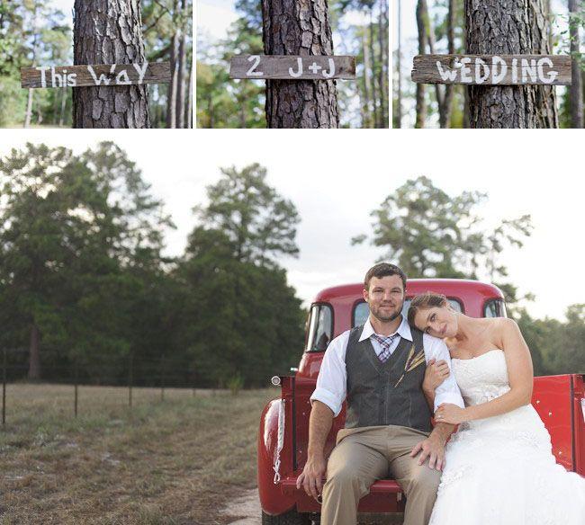 A Handmade Backyard Wedding: Jessie + Jeff