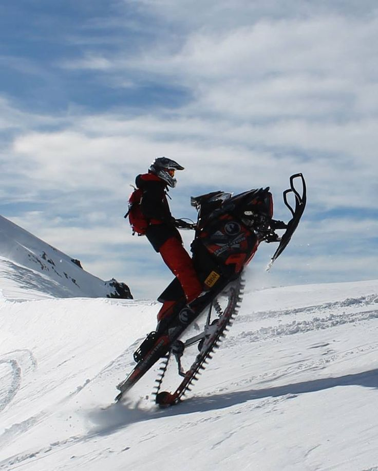 Best Places To Snowmobile In Montana Arctic Cat