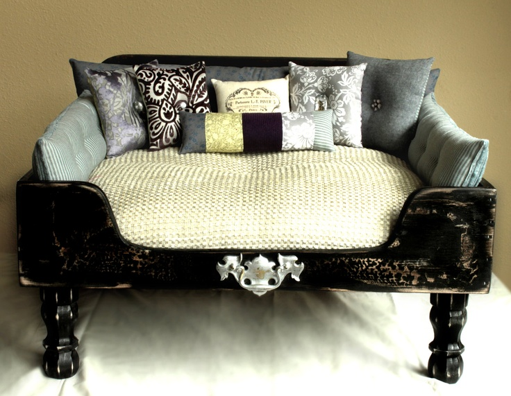 17 best images about fancy dog beds on pinterest one for Furniture 66 long lane liverpool