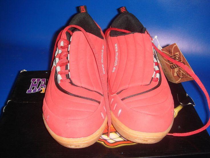 Zapatillas Handball MUNICH deportibas nuevas sin uso talla 43