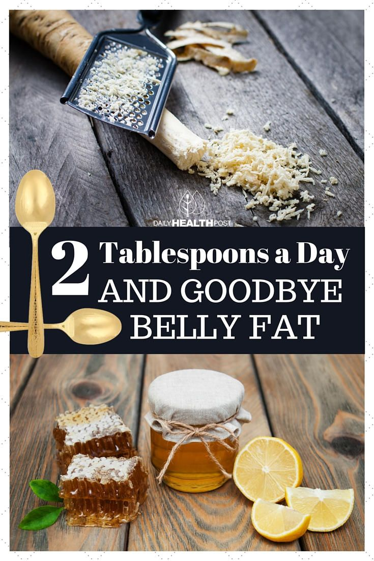 Detox Drinks That You Need To Lose Weight Quick. 2 Tablespoons a Day and Goodbye Belly Fat. This Drink Will Burn Stomach Fat Immediately