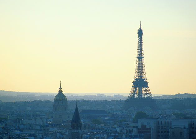 How to See Paris on $100 a Day #Paris #Travel #Advice