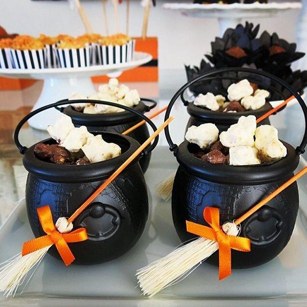 bolos e doces dia das bruxas, doces halloween, ideias halloween, doces decorados, Treats and Tricks
