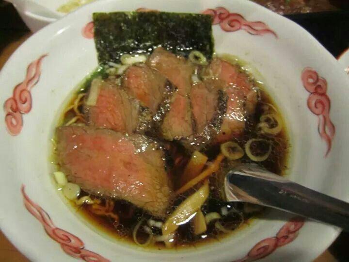 Hida Beef Ramen, Takayama