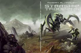 """START - KSIĄŻKA: """"STARSHIP TROOPERS"""" (,,Żołnierze Kosmosu'') - Robe..."""