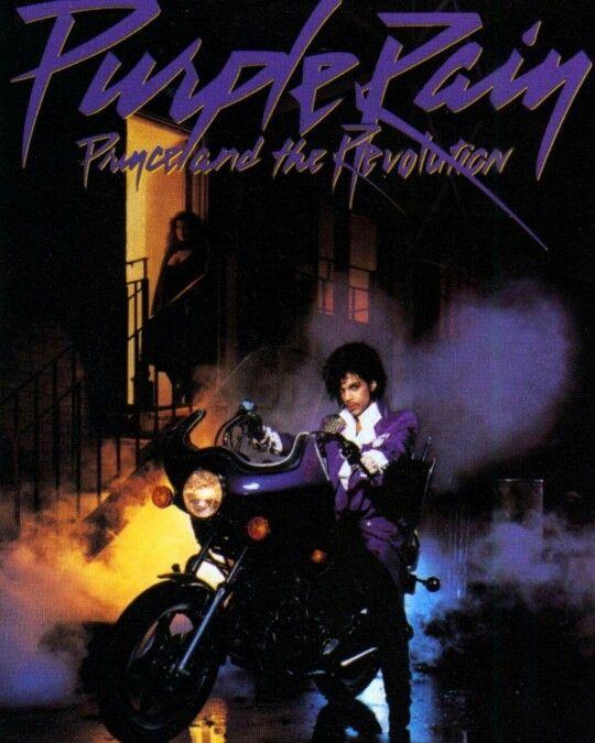 Prince, Purple Rain, RIP