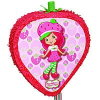 Strawberry Shortcake Party Supplies - Strawberry Shortcake Birthday- Party City