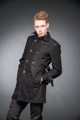 Buckled Military Coat. https://www.galleryserpentine.com/collections/mens-jackets-coats