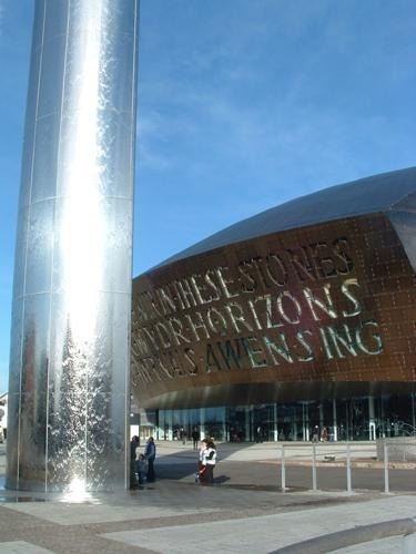 """Cardiff - The Home of Doctor Who and Torchwood!"""