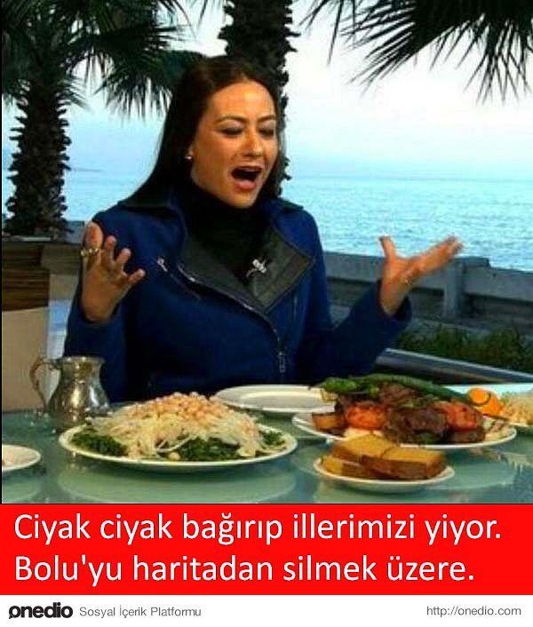 Kurtarın bizi bu kadından dünyayı yedin bitirdin :) :) :) :) :) :) :)