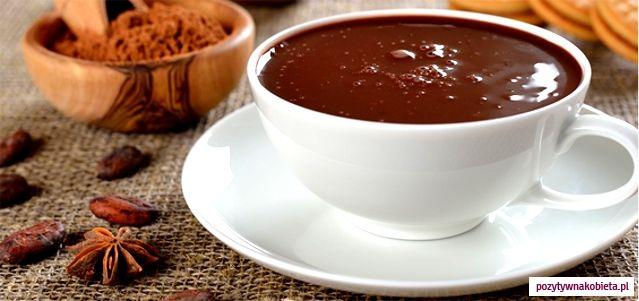 Daktylowe gorące kakao - przepis