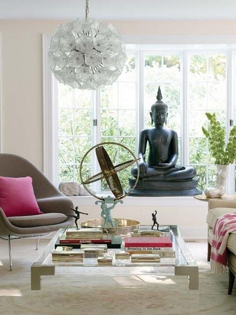 buddha with womb chair - Buddha Deko Wohnzimmer
