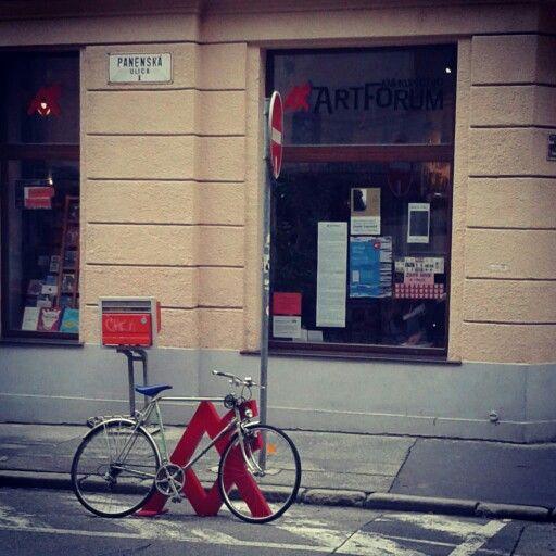 Bratislava, bookstore