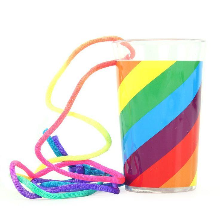 Pride Light up Shot Glass