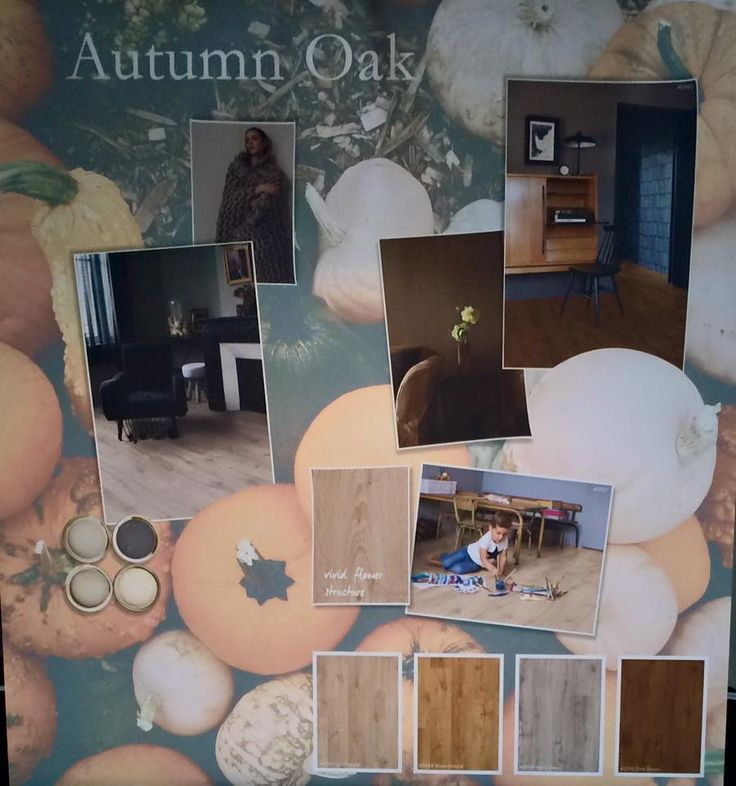 Quick-Step Livyn Pulse PVC vloeren, Autumn oak kleuren