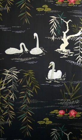 Tapetgalleriet | Tapet og tapeter - Nina Campbell kolleksjon Sylvana