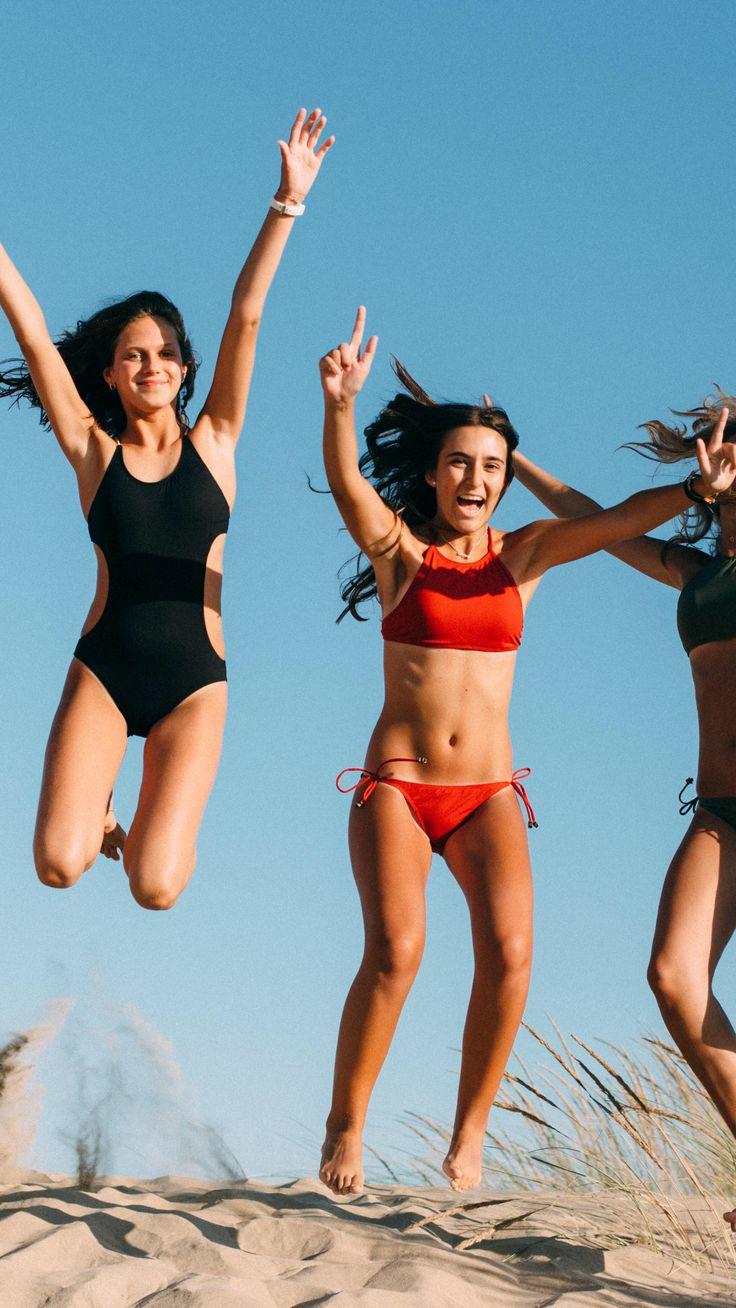 Trikinis y Bikinis To the Moon. #tothemmon #tumblrbeach #swimwear #teen