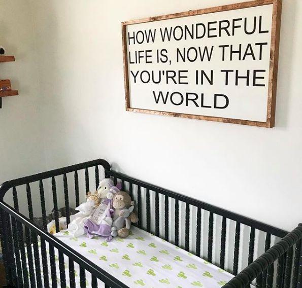 50 Baby Nursery Ideen, die geschlechtsneutral und stilvoll sind | CafeMom – #bab…