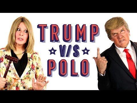 Trump vs Polo - Kramer - Caso Cerrado - YouTube