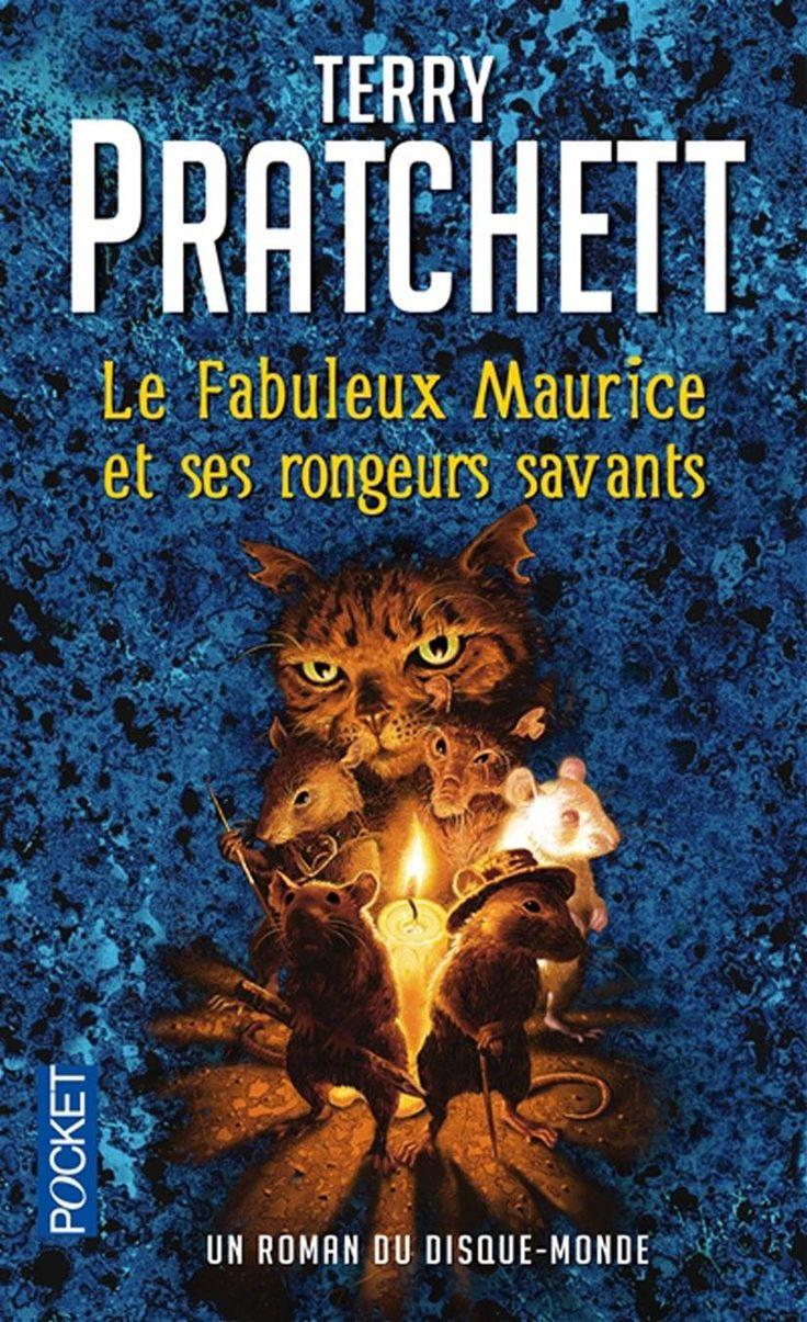 Amazon  Le Fabuleux Maurice Et Ses Rongeurs Savants  Terry Pratchett,  B�n�dicte