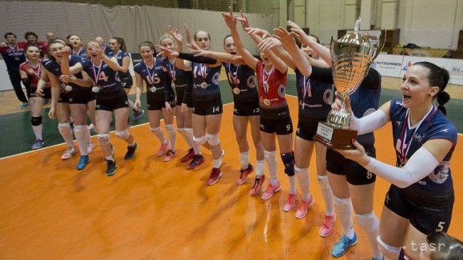 Slávistky vyhrali aj tretie finále a získali 17. majstrovský titul - Šport - TERAZ.sk