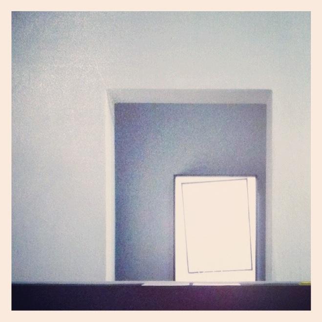 the door..