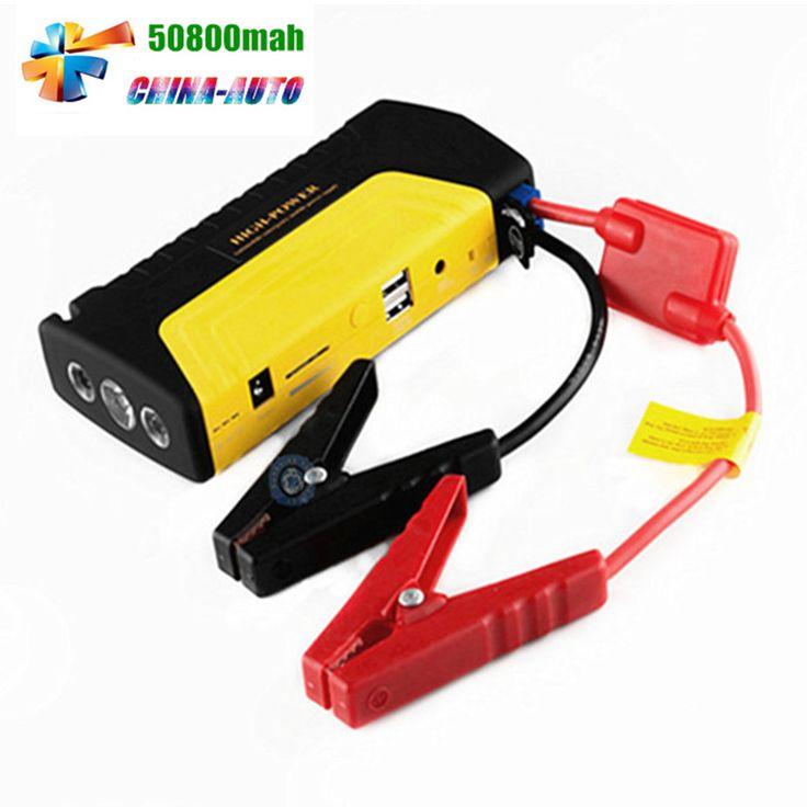 Barato A + + qualidade móvel portátil Mini ir para iniciantes 50800 mAh Jumper de carro 12 V Power Booster telefone carregador de bateria banco de potência portátil, Compro Qualidade Recarregadores de Bateria diretamente de fornecedores da China:                              Mais novo H                           Igh-capacidade 50800 mA