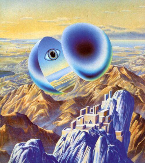 Peter Goodfellow - The compass rose, 1984.