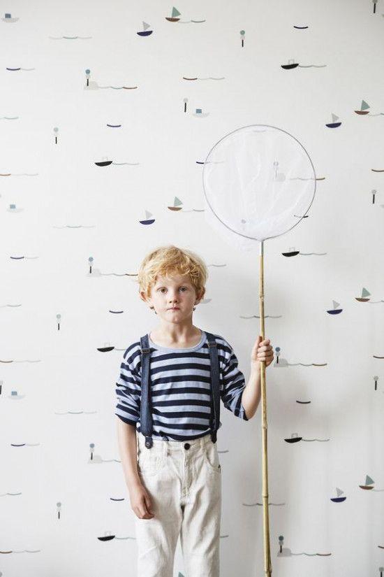 Современная детская комната в морском стиле | Ваш интерьер