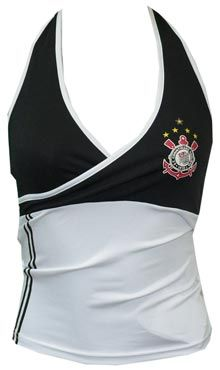 Camisa Corinthians Frente Unica Energy Braziline 077100025 Pto/bco - Tenis Nike, Adidas, Mizuno, Asics e Kimonos