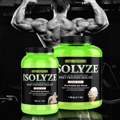 #Species Nutrition has returned! The famously popular #Isolyze WPI is once again available down under!  Using a sophisticated cold filtration system that carefully separates out the delicate whey protein without damaging it. Isolyze delivers 27g of rapidly absorbing premium #protein without any carbs or fat! Get your hands on some TODAY! Available in Vanilla Ice Cream and Chocolate Milk flavours.