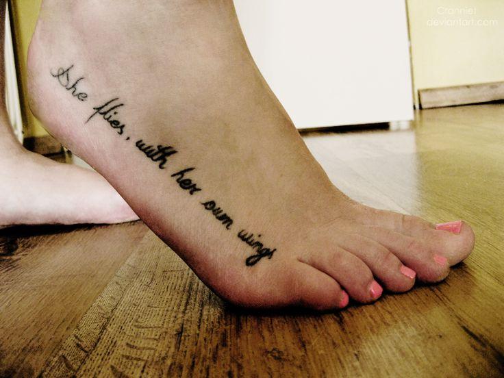 Tattoo by on deviantart tattoo for Self love tattoos