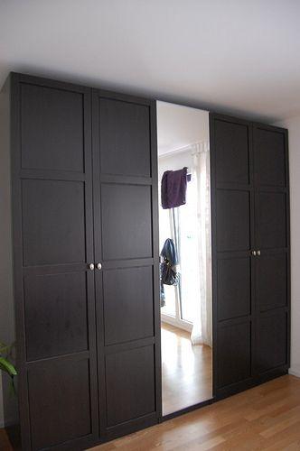 IKEA Pax Hemnes Wardrobes | Flickr - Photo Sharing!