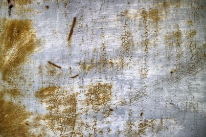Rusty Grungy White Metal Background #texture #paint #design #grunge #weathered #wallpaper #metallic #orange #aged #backdrop #iron #space #industry #scratch #pattern #old #industrial #steel #tan #vintage #background #ancient #red #detail #rusted