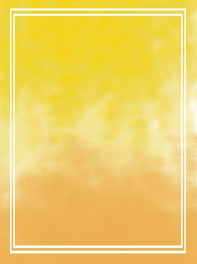 Fondo Acuarela Naranja Degradado Amarillo En 2020 Fondos