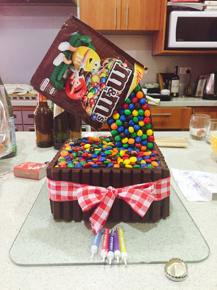 Awesome cake! 🎂