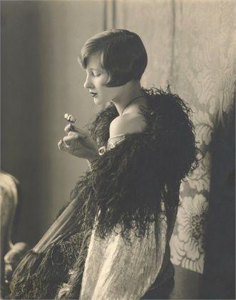Photo by Edward Steichen 1925 Edythe Baker, 192