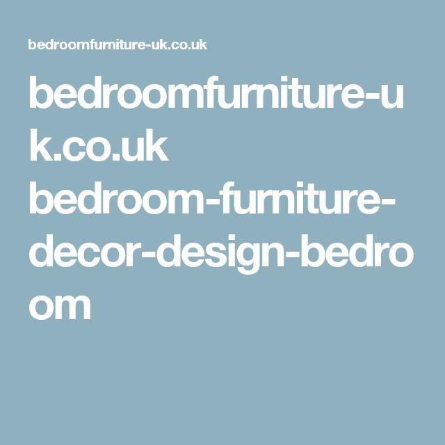 bedroomfurniture-uk.co.uk bedroom-furniture-decor-design-bedroom