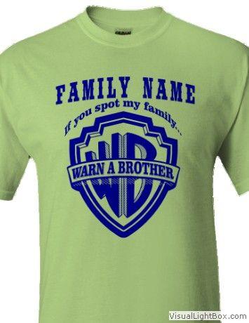 T-Shirt Cafe Funny Famly Reunion T-Shirt