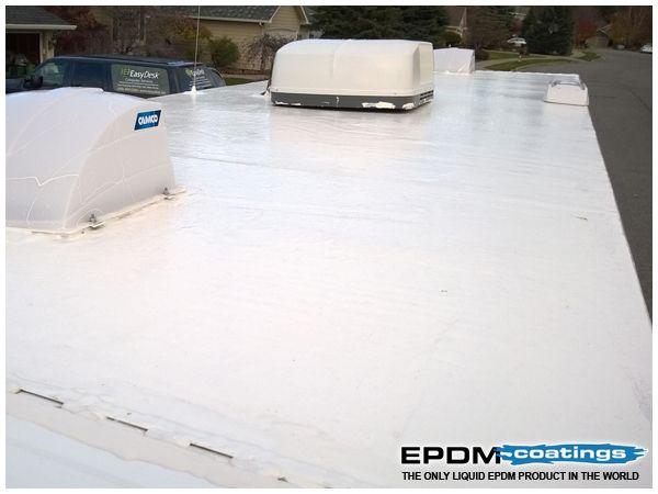 197 Best RV Roof Repair Images On Pinterest | Liquid Roof, Roof Leak Repair  And Roof Coating